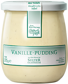Vanille-Pudding